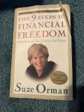 The 9 steps to financial freedom - Suze Orman