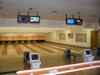 Bowling center  House
