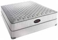 BeautySleep Bellefonte Plush Queen Mattress Set