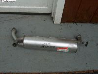Unusual exhausts