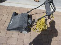 Sanitaire Wide Area Sweeper RTR#8013078-06