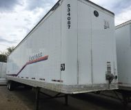 $16,900, 2011 Great Dane Dry Van