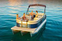 2018 Crest II 230 SLS Pontoons Boats Edgerton, WI
