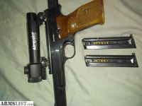 For Sale: Smith & Wesson Model 41 ,22 Lr OBO!!