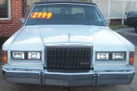 1989 Lincoln Town Car - ONE OWNER