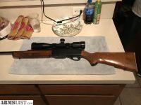 For Sale/Trade: Remington Woodsmaster 742
