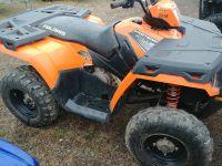 2012 Polaris Sportsman 500 H.O. LE Utility ATVs Wisconsin Rapids, WI