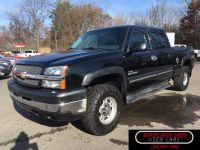 2003 Chevrolet Silverado 2500 Base (Black)