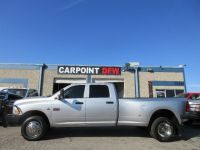 2011 RAM 3500 4X4 6 SPEED 3500 DUALLY 4X4 6 SPEED