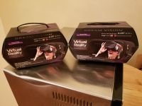 Two New In Box Virtual Reality Smart Phone Headsets!