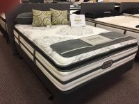 **TRIPLE CHOICE**Beautyrest Platinum Queen Sets SAVE $700!