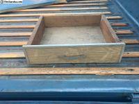 Ez camper or sun dial refridgerator drawer