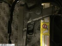 For Sale: Glock 26 with crimson trace grip laser