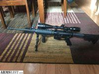 For Sale: Bushmaster xm es2 .223 ar 15