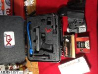 For Sale/Trade: Springfield XDs 3.3 bitone