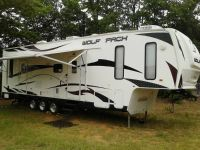 2011 Cherokee Wolf Pack Toy Hauler 5th wheel
