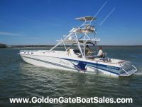 2008, 45' DON SMITH 45 CDF Center Console For Sale
