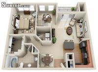 $3000 1 apartment in Inner Loop