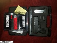 For Sale: 9mm Springfield xds 3.3