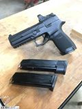For Sale: Sig P320rx Full size