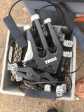 6 Thule roof racks for boards and skis