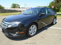 2010 Ford Fusion SE 5-Speed Automatic