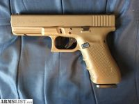 For Sale: Glock 17 Gen 4 Full FDE