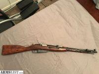 For Sale: 1948 Mosin Nagant 1944