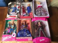 Vintage all 6 Barbies for one price
