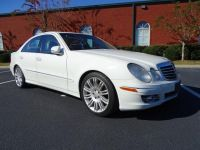 2008 Mercedes-Benz E-Class 4dr Sdn Luxury 3.5L RWD