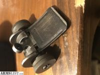 For Sale: M1 rear sight