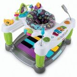 Fisher-Price Superstar Step 'n Play