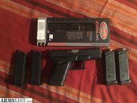 For Sale: Glock 23(40 cal) 19 (9mm) gen 4
