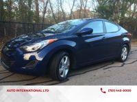 2013 Hyundai Elantra 4dr Sdn Man GL *Ltd Avail*