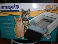 AUTOMATIC MULTI-CAT SELF-CLEANING LITTER BOX