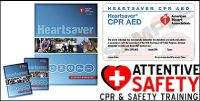 Heartsaver CPR AED Classroom Course