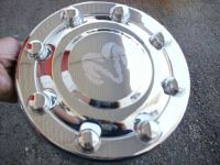 Buy 2000-2002 DODGE DUALLY RAM 3500 CHROME CENTER CAP HUBCOVER HUBCAP FRONT motorcycle in Chattanooga, Tennessee, United States, for US $40.00