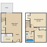 $815 2 apartment in Clermont County