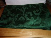 #8021 ROUND FOREST GREEN TABLE CLOTH
