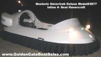 Brand New 14 Neoteric Hovertrek 3877 Deluxe Hovercraft