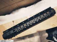 """For Sale: 12"""" AR15 7 sided Keymod Lightweight new and complete"""