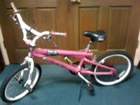 Bicycle - Girl's 20""