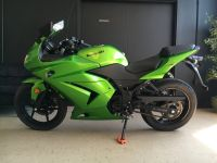 2012 KAWASAKI NINJA 250R 2-Cyl, Unleaded Gas, 250cc