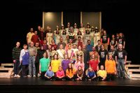 Joseph And The Amazing Technicolor Dreamcoat Tickets at Baton Rouge River Center Theatre on 100415