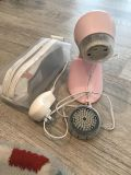 Clarisonic with extra brush head & bag