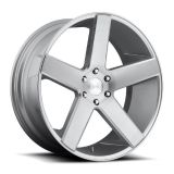 "Find 24"" DUB Baller Wheels S218 Brushed Silver Rims & Tires Suburban Yukon Denali 26 motorcycle in Mira Loma, California, United States, for US $2,049.99"