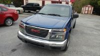 2005 GMC Canyon Z85 SLE 4dr Extended Cab Rwd SB