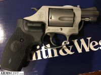 For Sale: Smith & Wesson M637 Revolver w/ Factory Crimson Trace Laser Grip