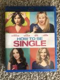 How to be single bluray