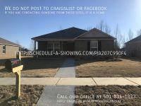 6425 Ridgemist Ln, North Little Rock, AR 72117 - Trammel Estates 3br 2ba new construction